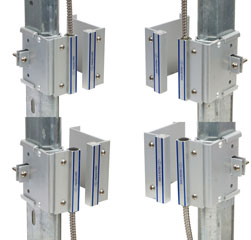 Nascom N1178W//ST Recessed Switch//Magnet Set for Steel//Wood Doors with Wire Leads 1 Pack of 10 1 Pack of 10