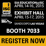 Nascom Booth 7033 at ISC West 2015